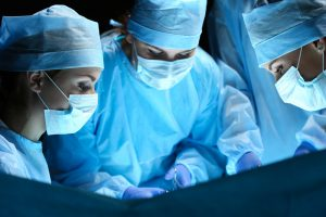 laparoscopic surgery, accept