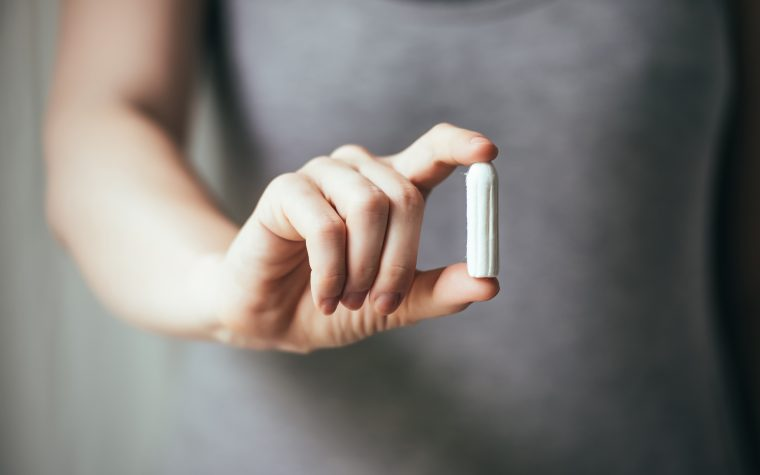 tampons and women's health