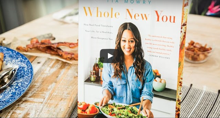 Tia mowry releases a cookbook for women with endometrosis tia mowrys foods to prevent endometriosis hallmark channel forumfinder Images