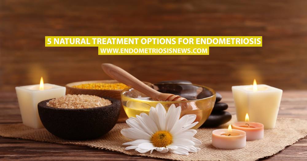 5 Natural Treatment Options for Endometriosis