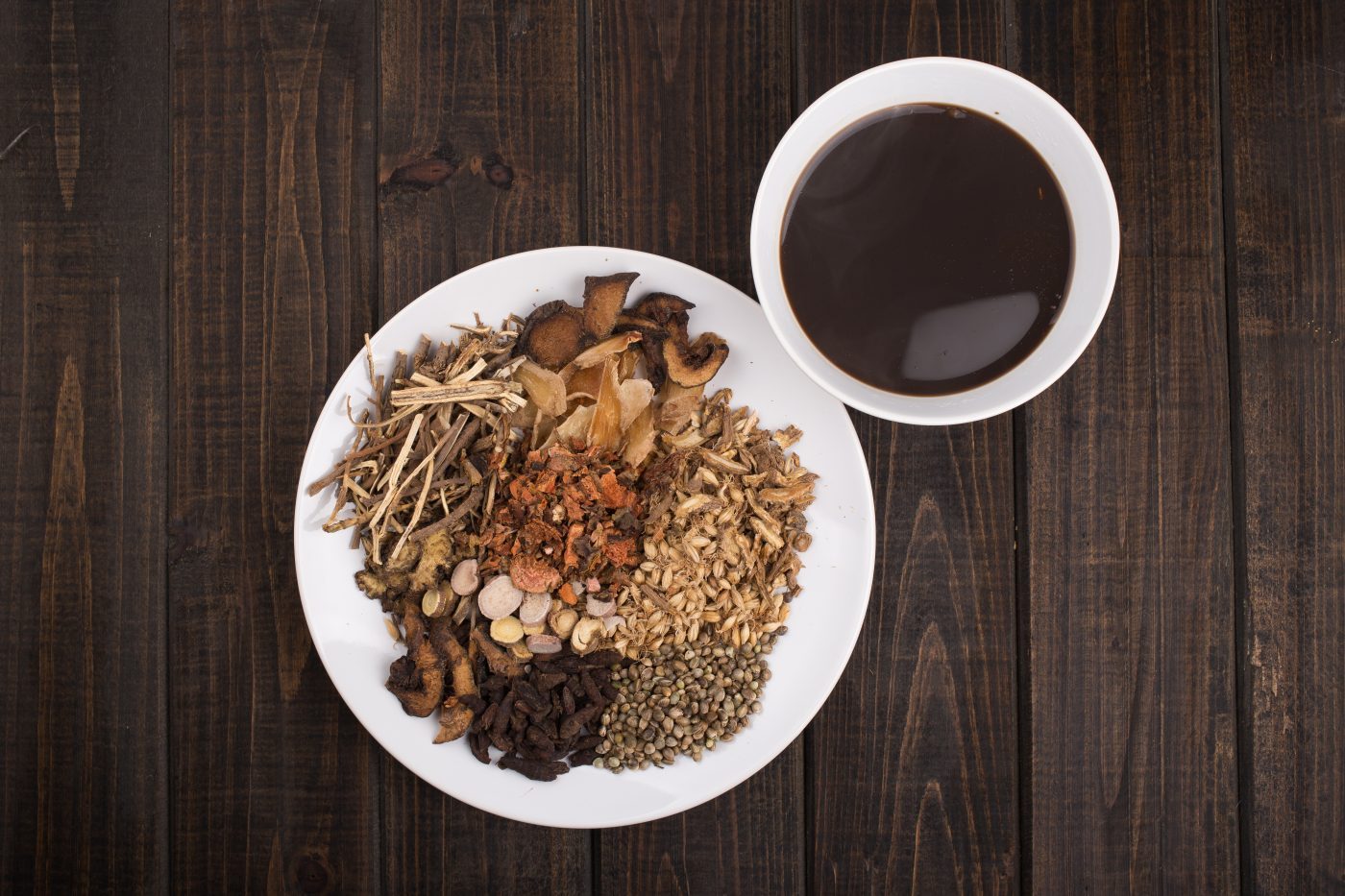 Endometriosis diet change and going gluten free previous traditional chinese medicine bushen huoxue shows potential for treating endometriosis study suggests forumfinder Images