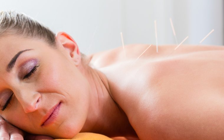 Chinese Clinical Trial to Assess Acupuncture Therapy for Pelvic Pain